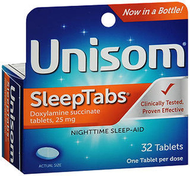Unisom SleepTabs - 32 ct