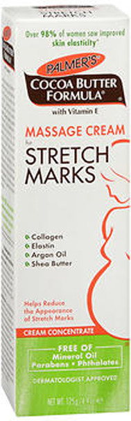 Palmer's Cocoa Butter Formula, Massage Cream For Stretch Marks - 4.4 oz