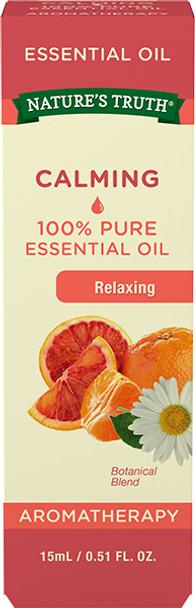 Nature's Truth Calming 100% Pure Essential Oil - .5 oz
