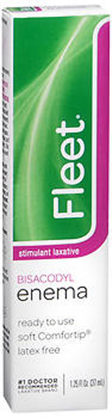 Fleet Bisacodyl Enema - 38 ml