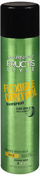 Garnier Fructis Style Anti-Humidity Hairspray Flexible Control Strong - 8.25 oz