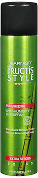 Garnier Fructis Style Volumizing Anti-Humidity Hairspray Extra Strong - 8.25 oz