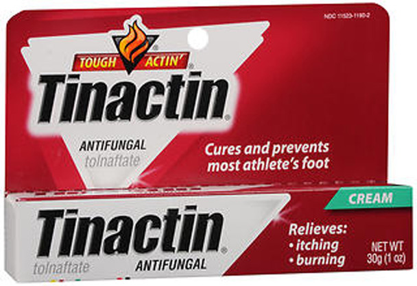 Tinactin Antifungal Cream - 1 oz