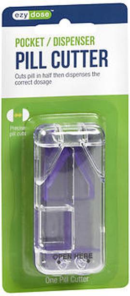 Ezy Dose Pocket Tablet Cutter with Dispenser - 1 ea.