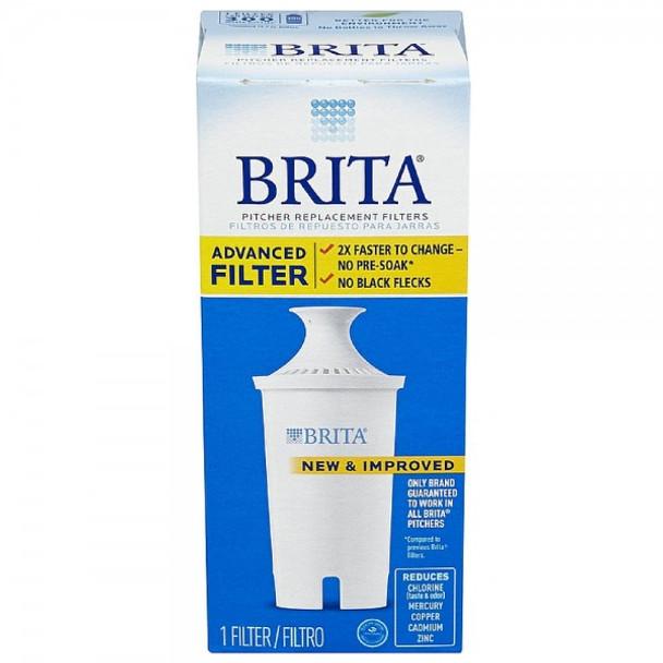 Brita Replacement Filter - 1 Pkg