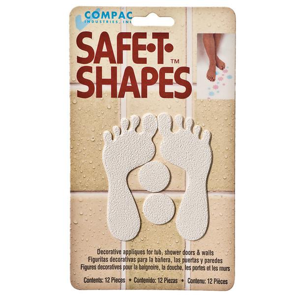 Safe-T-Shapes, Asst - 1 Pkg