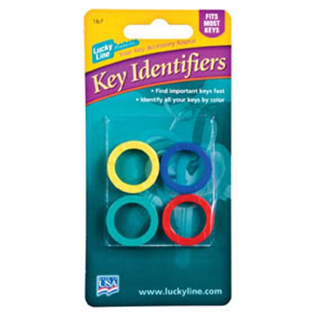 Key Identifiers, Assorted, Medium - 1 Pkg