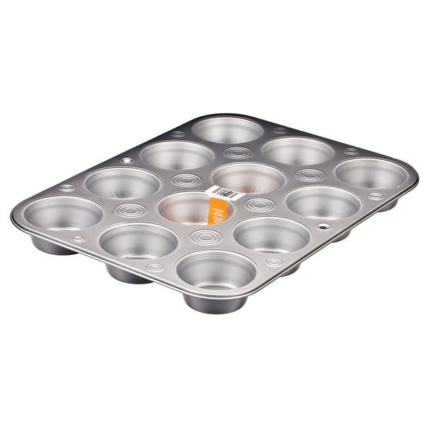 Mini Muffin Pan, 12 Cup - 1 Pkg
