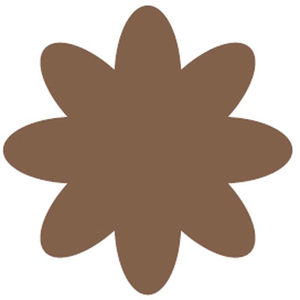 Ceramcoat Acrylic Paint, Autumn Brown, 2 oz - 1 Pkg