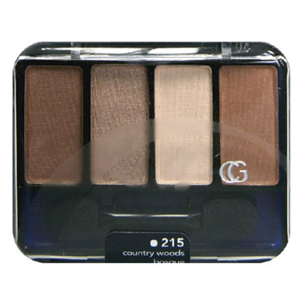 Covergirl 4 Kit Eyeshadows, Country Woods  - Each