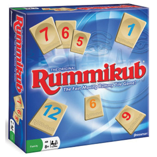 Original Rummikub Game - 1 Pkg