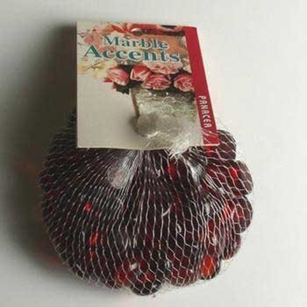 Plain Gems, Red, 10 oz - 1 Bag