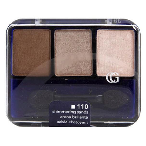 Covergirl 3 Kit Eyeshadow, Shimmering Sands  - Each