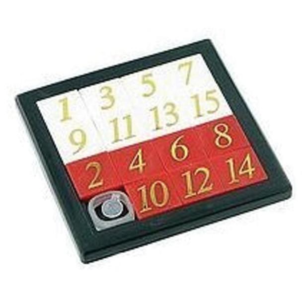 Number Slide Puzzle - 1 Pkg