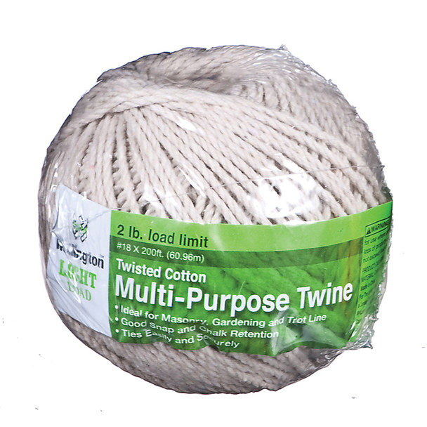 Multi-Purpose Twine #18 , 200' - 1 Pkg