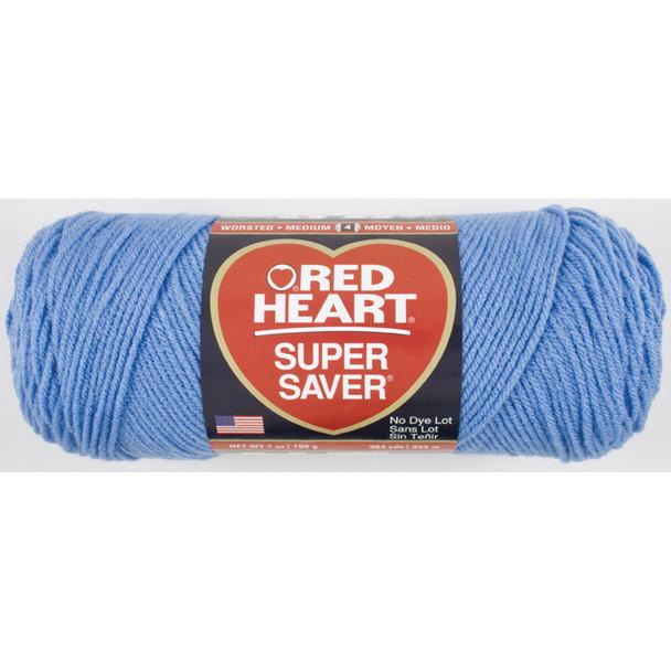 E300 Super Saver Yarn, Light Periwinkle, 7 oz - 3 Packs