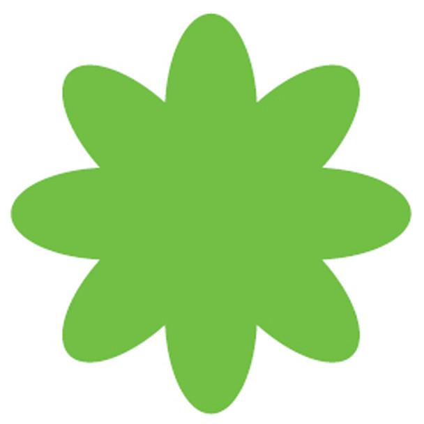 Ceramcoat Acrylic Paint, Lime Green, 2 oz - 1 Pkg