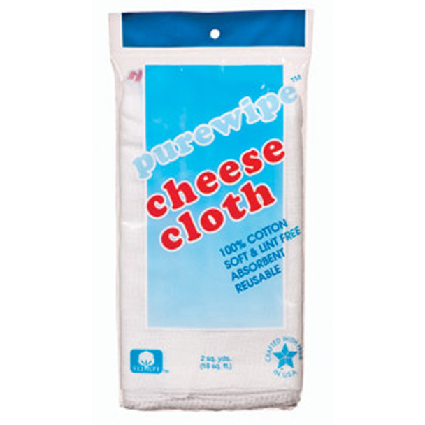 Cheesecloth, 2 Yd. - 1 Pkg