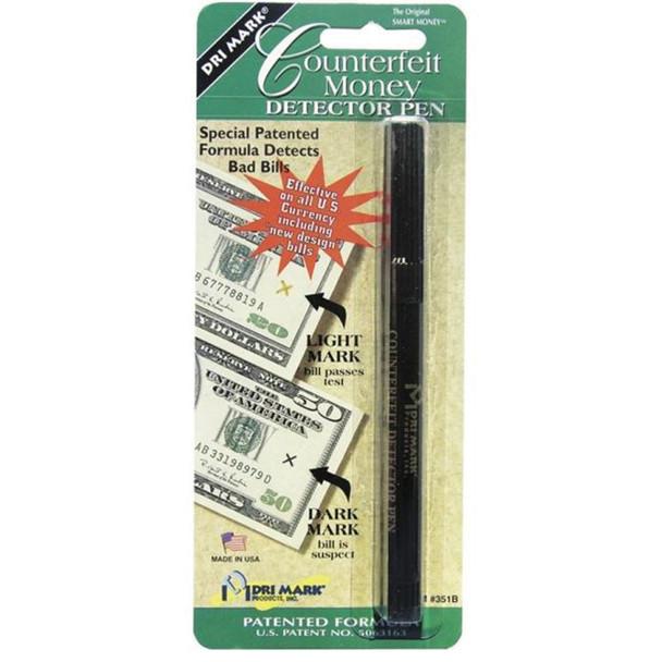Counterfeit Detector Pen - 1 Pkg