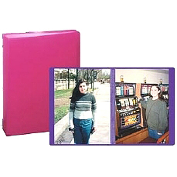 Promotional Poly Photo Album, 60 Pocket - 1 Pkg