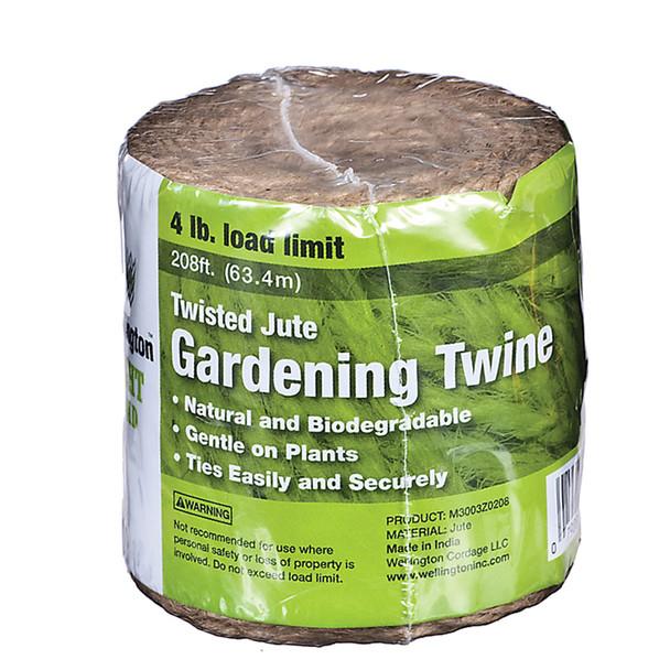 Light Load Gardening Twine, 208' - 1 Pkg