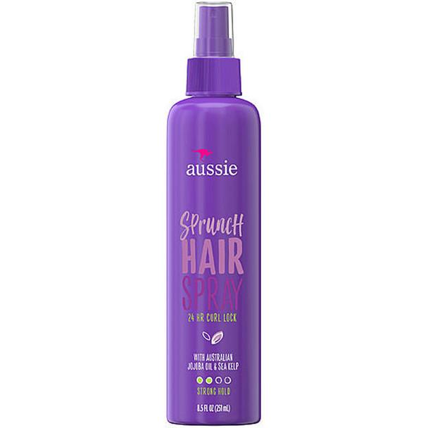 Aussie Sprunch Hairspray - 8.5 oz