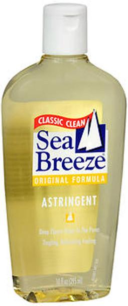 Sea Breeze Classic Clean Astringent Original Formula - 10 oz