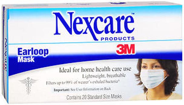 Nexcare Earloop Masks - 20ct