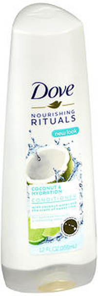 Dove Nutritive Solutions Coconut & Hydration Conditioner - 12 oz
