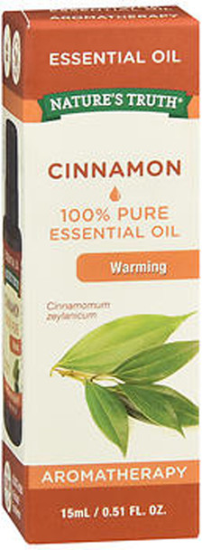 Nature's Truth Aromatherapy Essential Oil Cinnamon - .5 oz
