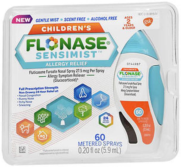 Flonase Children's Sensimist Allergy Relief Spray - .20 oz