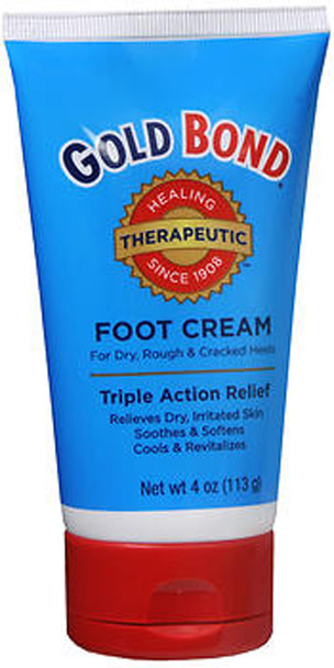 Gold Bond Therapeutic Foot Cream - 4 oz