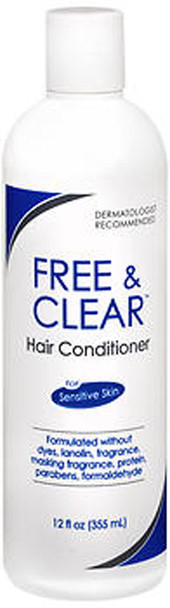 Free & Clear Conditioner For Sensitive Skin - 12 oz
