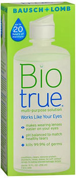 Bausch + Lomb Biotrue Multi-Purpose Solution - 10 oz