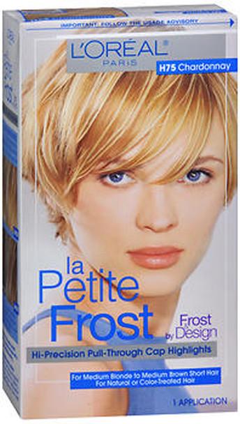 L'Oreal La Petite Frost Hi-Precision Pull-Through Cap Highlights H75 Chardonnay