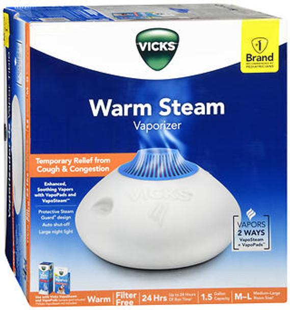 Vicks Warm Steam Vaporizer V150SGN