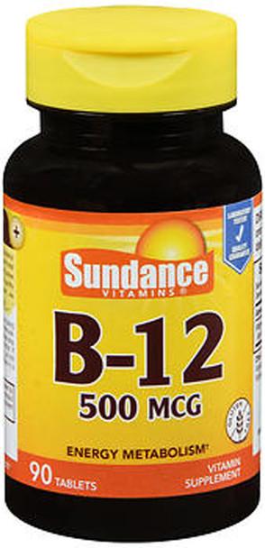 Sundance B-12 500 mcg - 90 Tablets