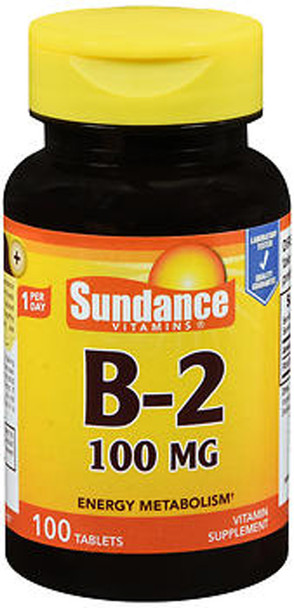 Sundance B-2 100 mg - 100 Tablets