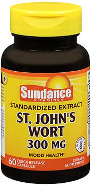 Sundance Vitamins St. John's Wort 300 mg - 60 Capsules