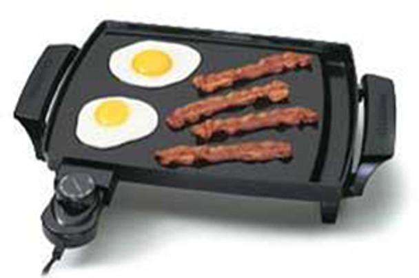 "Liddle Griddle/ Mini Griddle Small Appliance - 8.5x10.5"""