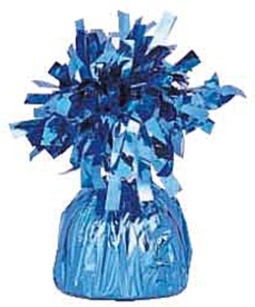 Foil Balloon Weight - Light Blue, 6.2 oz