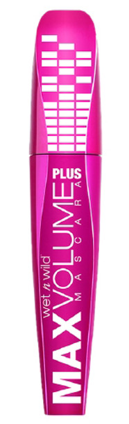 Wet N Wild  Max Volume Plus Mascara - Black