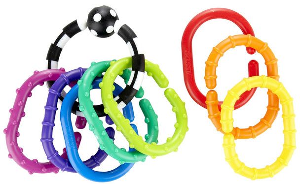 Ring O' Links Infant Toy