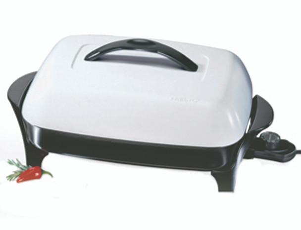 """Presto Electric Skillet Small Appliance - 16"""""""