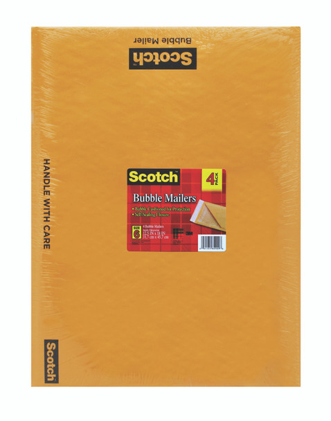 An image of a Scotch® product size #6 bubble mailer available at The Online Drugstore.