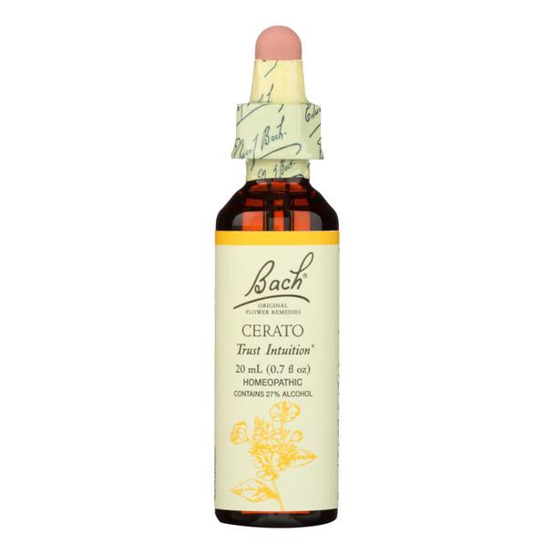 Bach Flower Remedies Essence Cerato - 0.7 Fl Oz