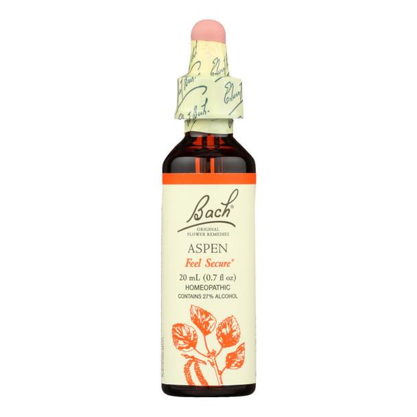 Bach Flower Remedies Essence Aspen - 0.7 Fl Oz