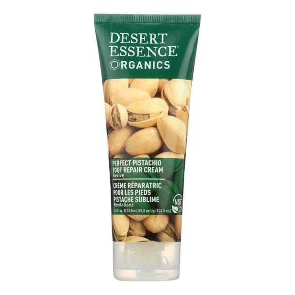 Desert Essence Foot Repair Cream Pistachio - 3 Fl Oz