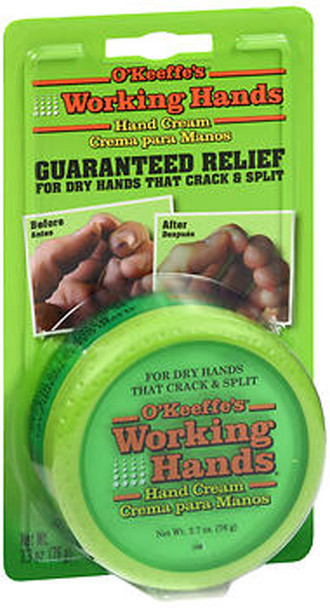 O'Keeffe's Working Hands Hand Cream - 2.7 oz