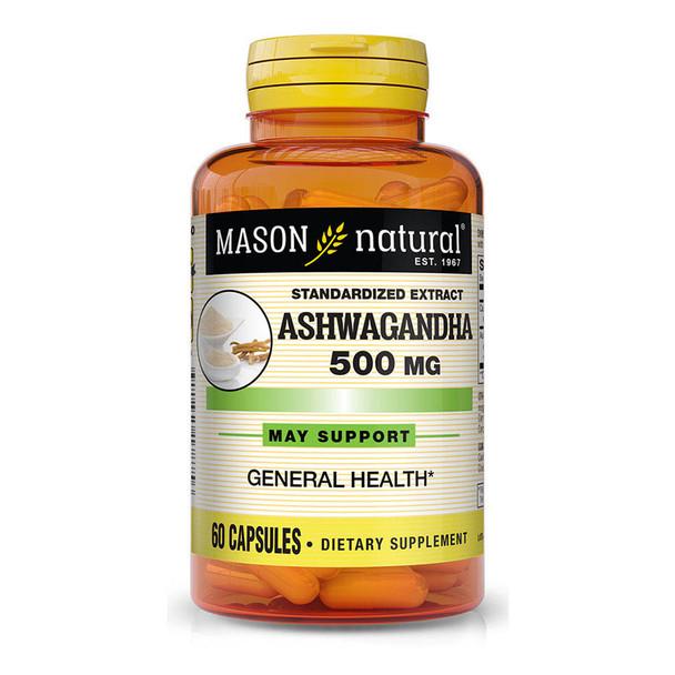 Mason Ashwaganda 500MG - 60 ct